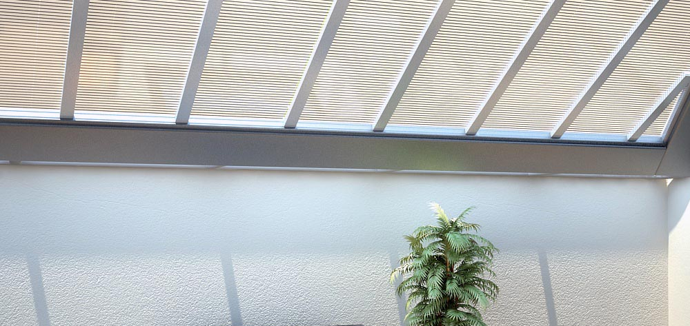 Pleated Blinds Skylight Version for Roof Windows