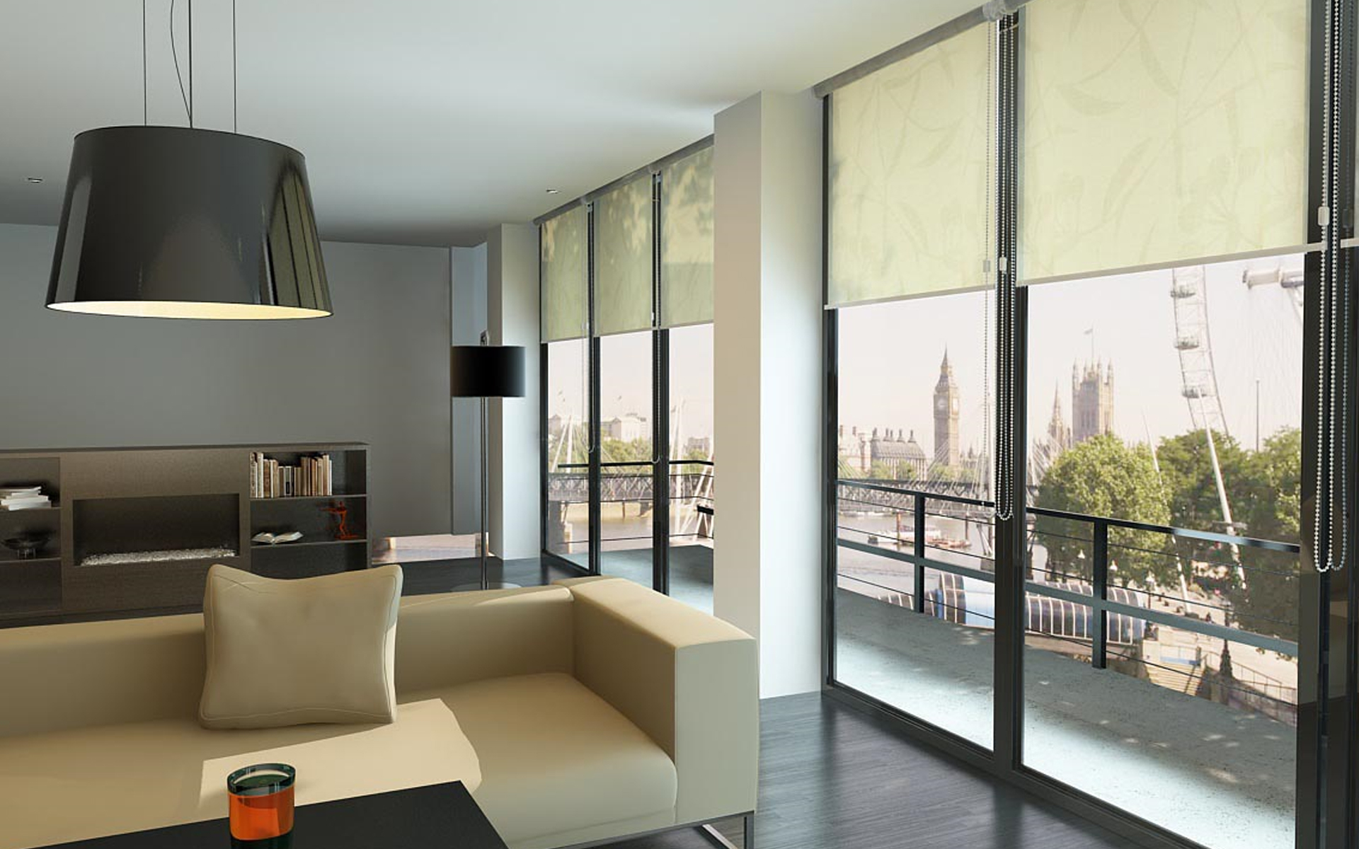 Office Blinds London Commercial Blinds London