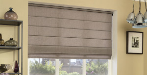 Roman Blinds Blackout