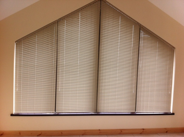 Shaped Blinds London Shaped To Fit Just How You Like It