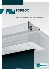 TOPBOX Roller Blind System Pic