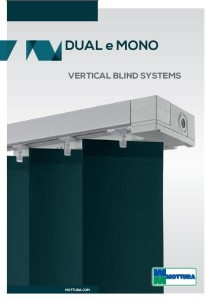 Vertical Blind System Pic