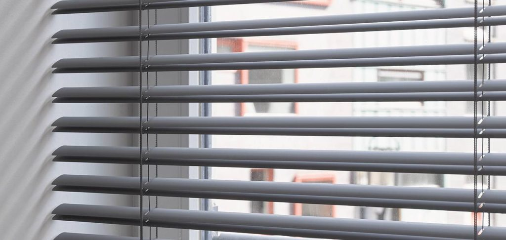 Aluminium Venetian Blinds London